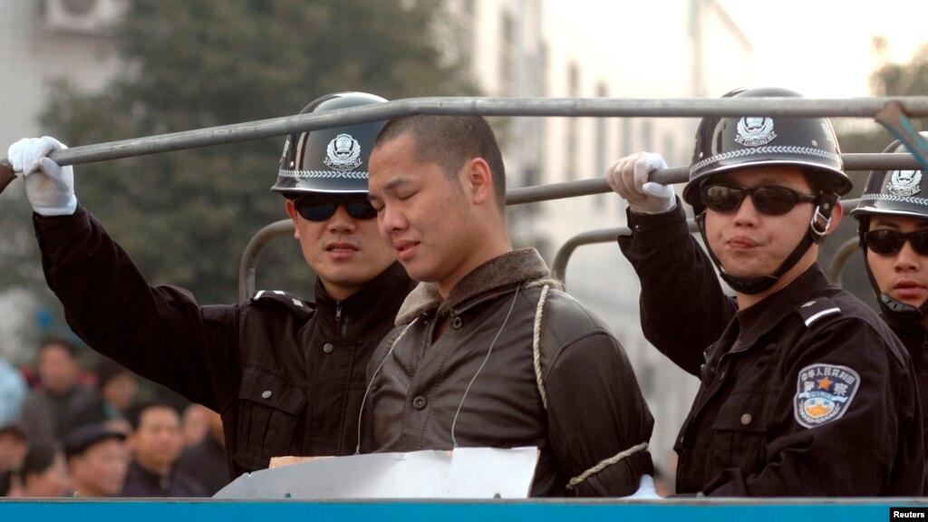 Hinrichtung China