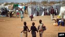 Displaced South Sudanese