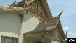 這是美國弗吉尼亞州的一個佛教廟宇