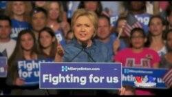 Tramp va Klinton bir-birini nishonga olmoqda