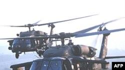 Máy bay trực thăng Black Hawk của quân đội Mỹ