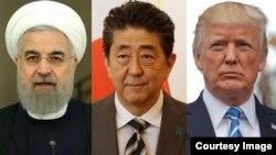 شینزو آبه، صدر اعظم جاپان برای دیدار با رهبران ایران به تهران سفر کرده است