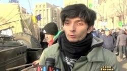Євромайданівці : стоятимемо до кінця, не віримо владі