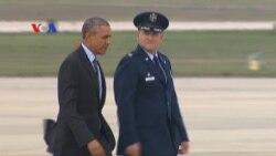 Presiden Obama ke Riyadh di Tengah Kegelisahan Saudi tentang Iran