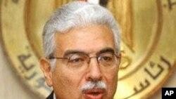مصر: سابق وزیرِ اعظم اور وزیرِ خزانہ کے خلاف مقدمہ