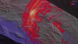 Los mexicanos de Los Angeles se preparan ante posible terremoto