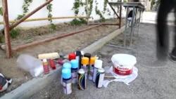 Urban Art Azerbaijan