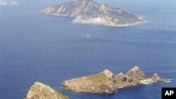 尖閣諸島(中國稱釣魚島)