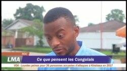 Incendie à Kinshasa: ce que pensent les Congolais