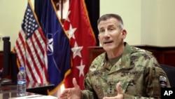 NATO-სა და ამერიკის შეიარაღებული ძალების მეთაური ავღანეთში, არმიის გენერალი ჯონ ნიკოლსონი