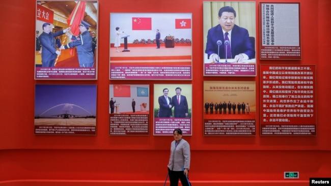 中國改革開放40周年文藝晚會突出「習近平新時代」