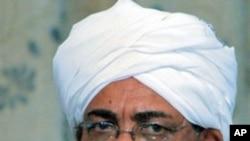 Sudanese President Omar al-Bashir, 19 Dec 2010