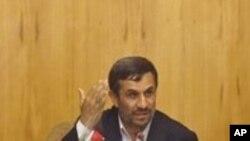 ملاقات رئیس جمهور ایران با اعضای کابینه