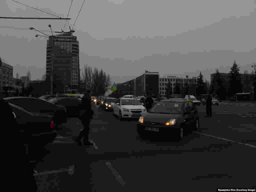 Євромайдан у Запоріжжі