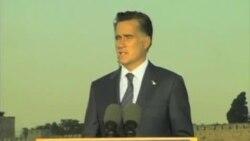 Chính sách ngoại giao của ứng cử viên Romney