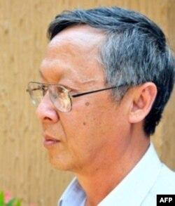 Ông Mai Thái Lĩnh, cựu Phó chủ tịch Hội đồng Nhân dân Thành phố Đà Lạt (1989-1994)