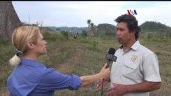 VOA visita zona de adyacencia entre Guatemala y Belice