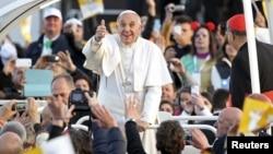 El papa Francisco visitará la Isla antes de llegar a Estados Unidos donde será recibido en la Casa Blanca, el Congreso y la ONU.