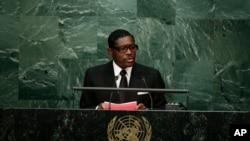 Teodoro Nguema Obiang Mangue, mataimakin shugaban kasa, da kotun Faransa ta yiwa daurin gyara-halinka.