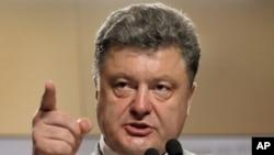 烏克蘭即將當選的總統波羅申科