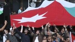پافشاری مردم اردن بر اصلاحات