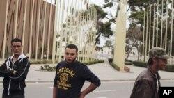 Para anggota milisi Libya dilaporkan memblokir beberapa bagian ibukota Tripoli (foto: dok).