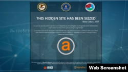 AlphaBay was created by Alexandre Cazes, who lived in Thailand.The site went offline on July 4.