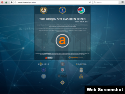 AlphaBay was created by Alexandre Cazes, who lived in Thailand. He singlehandedly controlled all aspects of the site's operations through June 2017. The site went offline on July 4.