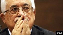 Presiden Palestina Mahmoud Abbas akan terus memperjuangkan pengakuan negaranya sebagai anggota PBB (Foto:dok).