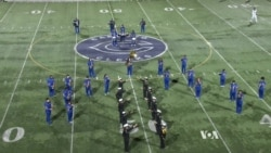US Marching Bands Grow Into a Show of Their Own
