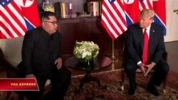 Không tiến bộ phi hạt nhân hóa Triều Tiên, sẽ có tập trận lớn