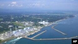 រោងចក្រថាមពលនុយក្លេអ៊ែរ ហ៊្វូគូស្ហ៊ីម៉ា ដៃអ៊ិជី (Fukushima Daiichi)