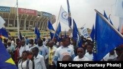 En images : manifestations en RDC contre toute éventuelle prolongation du mandat de Joseph Kabila