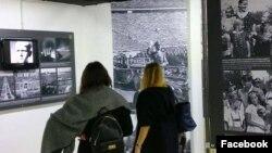 В одном из залов музея. Facebook