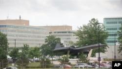 美國中央情報局總部(資料照片)