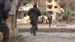 As Assad Pushes Into Aleppo, Rebellion's Future Unclear