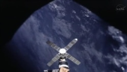 Skylab Astronauts Reflect on Life Off Earth