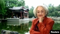 지난 1995년 6월 중국 베이징을 방문한 여성운동가 베티 프리던.