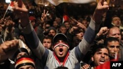 Anti-vladini protesti u Kairu
