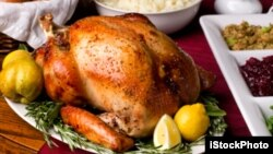 Thanksgiving is the day when many people eat like crazy.