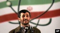 Махму́д Ахмадинежа́д