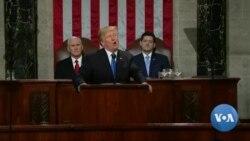 Xalqaro hayot: Trampning Kongressga murojaati