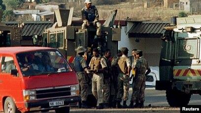 La violence politique embrase à nouveau le KwaZulu-Natal en ...