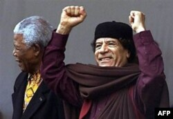 Janubiy Afrika xalq qahramoni Nelson Mandela bilan