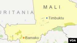 Timbuktu. Mali