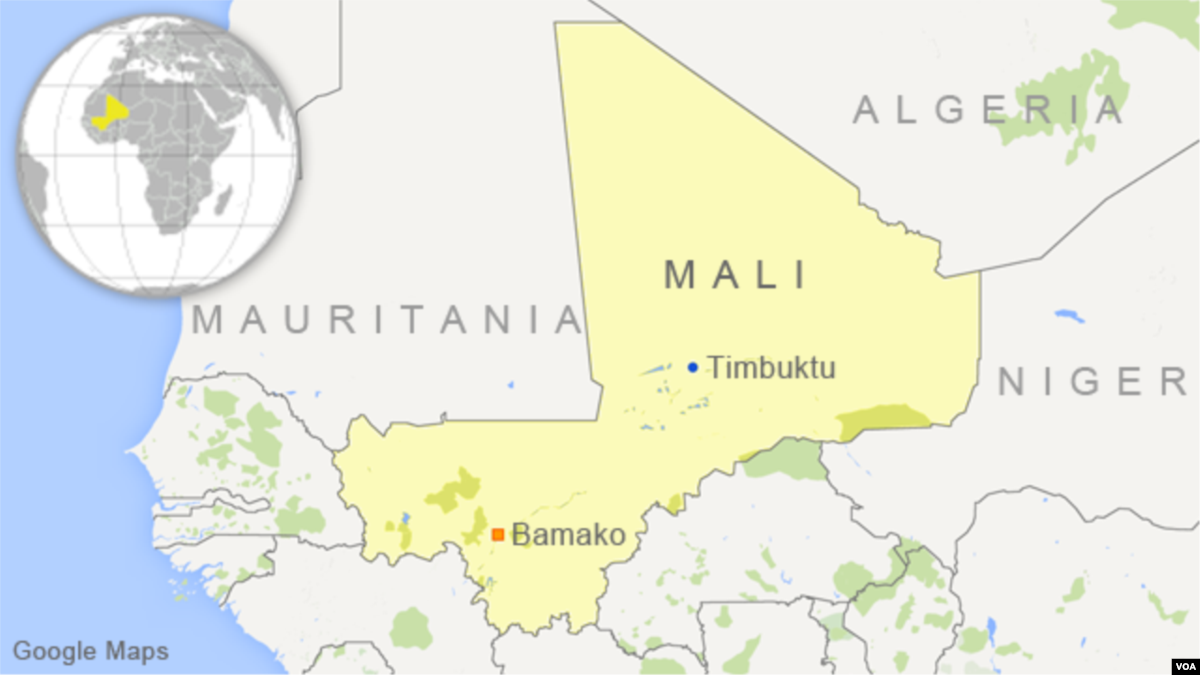 Timbuktu Location On World Map.Mali State Tv 20 Dead After Boat Accident Near Timbuktu