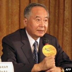 台湾观光协会会长周庆雄