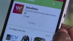 Kenya Taxi Drivers Create New Ride Hailing App