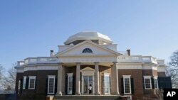تامس جفرسون، سومین رئیس جمهوری آمریکا، خانه اش را با الهام از مظاهر فرانسوی ساخت