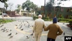 An Sinh Xã Hội là chương trình hưu dưỡng cho các công dân cao niên do chính phủ tài trợ